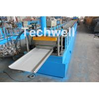 Quality PLC Control Cold Roll Forming Machine For Different Size Garage Door Panel for sale