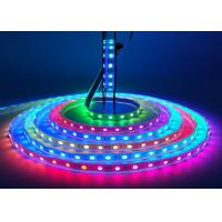 Buy cheap Flexible 5M Magic RGB LED Strip 16.4Ft WS2812B 300LEDS 100 Pixels Colorful from wholesalers