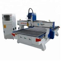 China Automatic Cnc Plywood Cutting Machine , Cnc Router Engraving Machine 1300x2500mm on sale