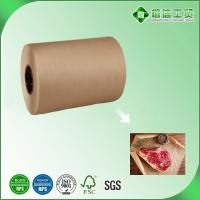 Quality brown butcher paper roll for meat wrapping for sale