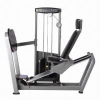 China Commercial Fitness Equipment/Leg Press, Steel Sheet Back Cover, Measures 1,700 x 1,100 x 1,800mm on sale