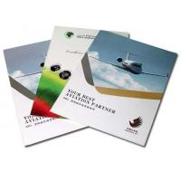 Buy Hot Stamped Two Pocket  Standard A4 Company Paper Presentation Folder at wholesale prices