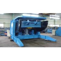 China Loading Capacity 30 Tons Heavy Duty Welding Positioner Square Workingtable Dual Sides Drive Tilting on sale
