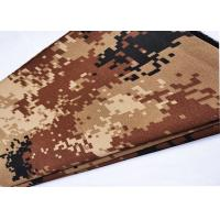 Quality Thin Summer Polyester Camouflage Cloth Printed Uniform for sale