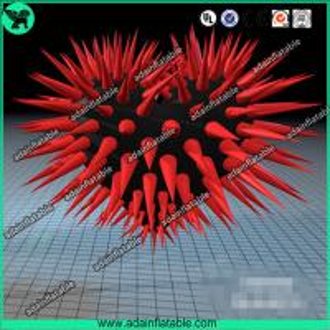 Quality Club Decoration Inflatable Heart,Million arrow wear heart for sale