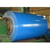Quality Color Coated Steel Sheet , Prepainted Galvanized Steel Coil For Sandwich Panel for sale