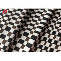 Buy cheap Soft Touch Digital Print Weft Knitted Fabric , Polyester Lycra Stretch Bikini from wholesalers