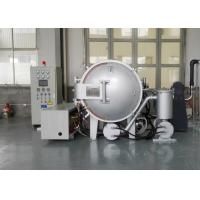 Quality Industrial Zirconia Sintering Furnace Resistance Heating With Touch Screen Operation for sale