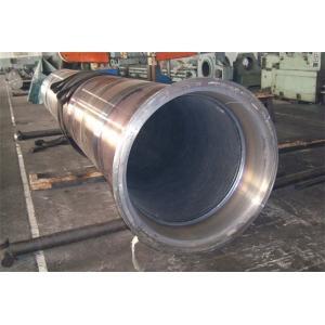 Quality Forging forged brass copper bronze alloy steel iron zinc aluminium titanium 30CrNi2MoV CNC ODM OEM parts accessory ring for sale