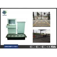 Quality Borders Crossings Under Vehicle Surveillance System Real Time Color IP68 for sale