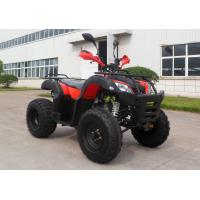 Quality Four Wheels 150CC Utility ATV chain drive With One Seat , GY6 Engine for sale