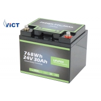 Buy cheap Lithium Ion Battery Lifepo4 Battery Pack 24v 30ah for Golf Cart , Golf car from wholesalers
