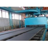Quality Pass Through Type Steel Shot Blasting Equipment For Electronic Industry for sale