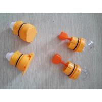 Quality Size M Forklift Battery Parts , Battery Vent Plug Float Length 67mm Material PP for sale