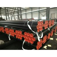 Quality ASTM A500GR.B /C electric resistance welded pipes for machinery making for sale