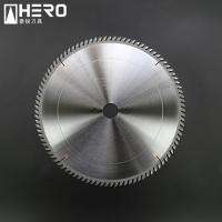 Quality Nickel Coating Top Bevel General Purpose Saw , Circular Saw Blades Wood Cutting for sale