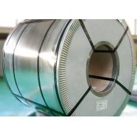 Quality Champagne Gold Cold Rolled Stainless Steel Coil With 2B / BA Surface Finish for sale