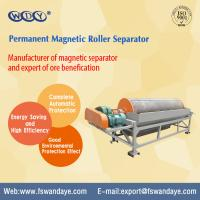 Buy cheap Permanent Type Magnetic Drum/Magnet Roller Separator with Strong Attraction from wholesalers