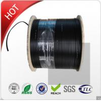 Quality 2 Core Outdoor FTTH Drop Cable Long Distance Communication In G657A Fiber for sale