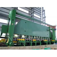 China MCLW11NC 3-roller hydraulic plate rolling machine for shipbuilding on sale
