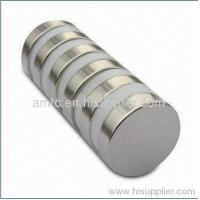 Quality strong industrial block permanent neodymium magnet with stable magnetism for sale