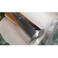 Quality ISO Approval Heat Seal Aluminum Foil Jumbo Roll For Food Bag Packing for sale