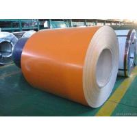 Quality Easy Cleaning PPGI Roofing Sheet , Color Coated Steel Plate KS D 3520 Approved for sale