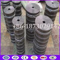 Buy cheap Ladder Shape Conveyor Metal Mesh Belt made in China from wholesalers