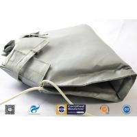 Quality Thermal Protection Heat Resistant Fireproof Fiberglass Heat Insulation Jacket for sale