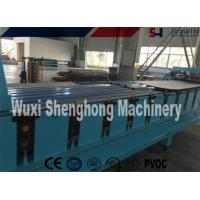 Buy cheap Curving Roof Panel Roll Forming Machine Custom For Glazed Color Steel from wholesalers