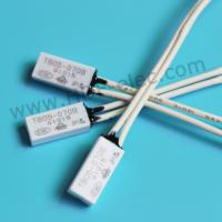 Quality TB05 KSD9700 Normally Closed Bi-metal Plastic Thermal Protector For Fan Motor for sale