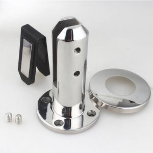 Quality Customize Duplex 2205 Spigot / Round Friction Glass Balustrade Spigots for sale