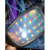 Quality Diffraction Lense 3D Firework Glass Direct For Lazer Viewers for sale