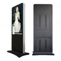 China Elevator Wall Mounted Digital Signage , Indoor LCD Wall Mounted Video Wall on sale