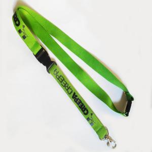 Quality Economic promotional sublimation neck lanyards for sale