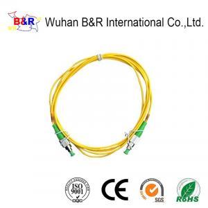 Quality Single Mode 2m 106Kpa Fiber Optic Patch Cord for sale