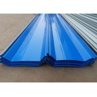 Quality ASTM Colored Corrugated Metal Sheets PPGI PPGL Roof Tiles Zn Al-Zn Coating for sale