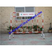 Quality fiberglass extension barriers,Temporary fencing for sale