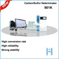 Quality Carbon Sulfur Deternimator for C S in Steel Ore Coal Materinals for sale