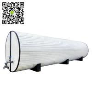 Customizing Bitumen Storage Tank with 2 Burners for Hot Liquid Asphalt