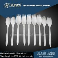 China PP different shape of high quality take away spoon or knife or fork mould on sale