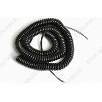 Quality LiYY 2X0.35 Cable Signal Transmission Coiled Electrical Wire JST PAP-07V-S for sale