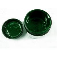 4H UV Curable Green Solder Mask  / Anti Acid Etching Resist Ink Oil Based
