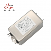 Buy cheap 20A 30A single-phase EMI EMC mains filter with high attenuation from wholesalers