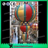 Quality 3m Oxford Cloth Inflatable Ball For Festival Event Decoration for sale