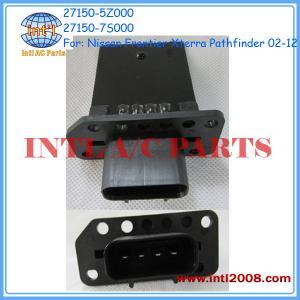 Quality heater resistor blower regulator for Nissan Frontier Xterra Pathfinder Quest Armada Tita I for sale