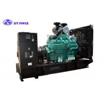 Buy cheap 50Hz Frequency Chinese Cummins Diesel Generator With Open Type Diesel Generator from wholesalers