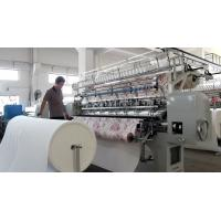Buy cheap 2.4 Meters Automatic Quilting Machine With Thread Break Detectors from wholesalers