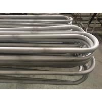 Quality Stainless Steel U Bend Heat Exchanger Tube ASME SA213 TP304 304L Pickled / Annealed for sale