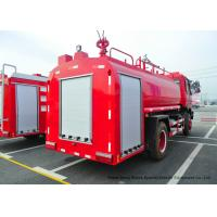 Quality Water Pump Fire Fighting Truck with Right Hand Drive / Left Hand Drive Type for sale